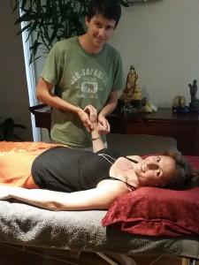 Carsten Applying the  7 Chi Keys Technique